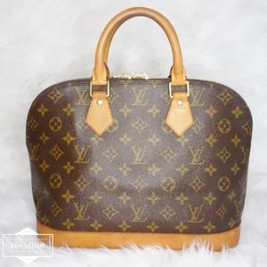 •Authentic Louis Vuitton Alma•